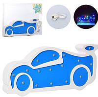 Світильник нічник дитячий Машинка