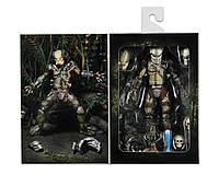 Фигурка Neca Хищник, Охотник из джунглей 17 см - Ultimate Jungle Hunter Predator SKL14-156193