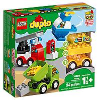 Lego Duplo Мої перші машинки 10886