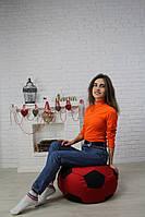 Кресло мяч Бескаркасная мебель Кресло мешок Размер 60х60 см