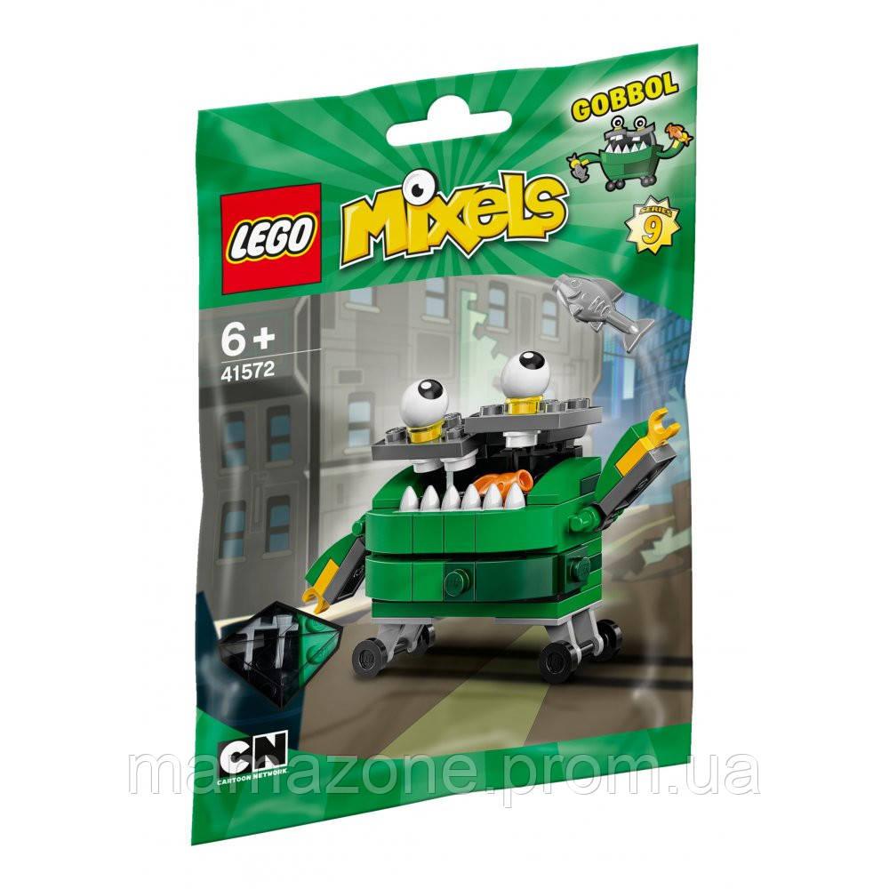 Купить Лего Миксели Lego Mixels Гоббол 41572