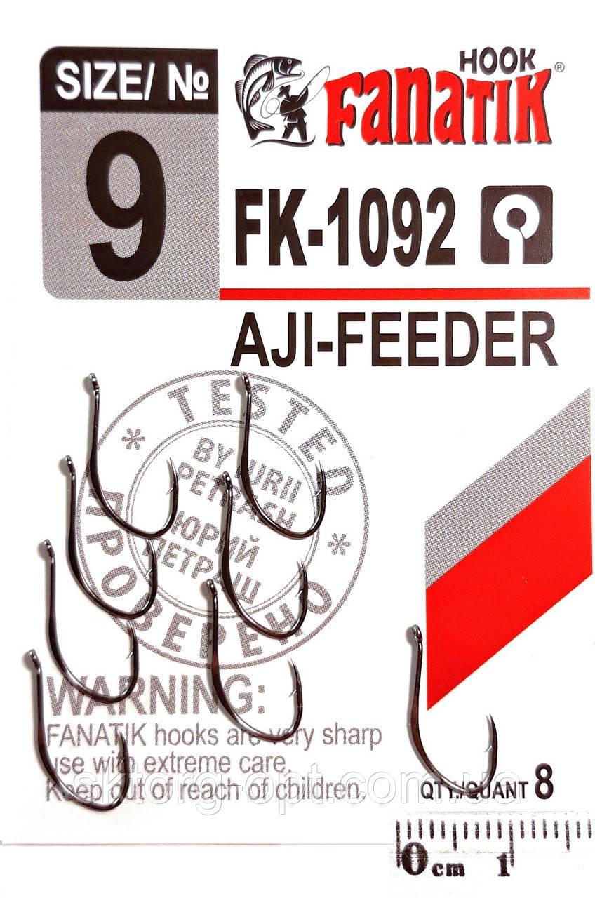 Крючок Fanatik AJI-Feeder FK-1092 №9