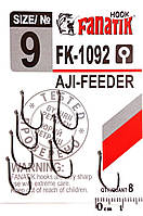 Крючок Fanatik AJI-Feeder FK-1092 №9, фото 1