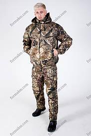 Камуфляжный костюм зимний Осенний клен