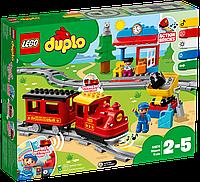 Lego Duplo Поїзд на паровій тязі 10874