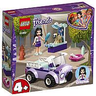 Lego Friends Передвижная ветклиника Эммы 41360
