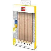 Lego Набор простых карандашей 9 шт 5005111