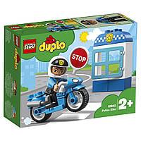 Lego Duplo Поліцейський мотоцикл 10900