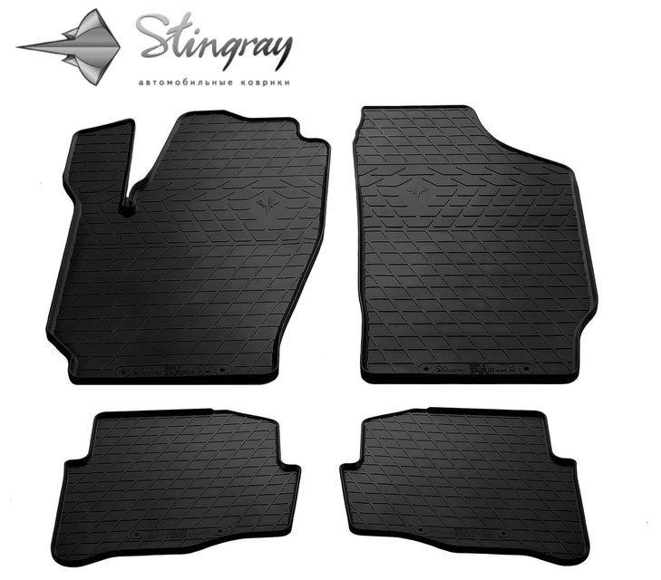 Резиновые коврики Seat Cordoba 2003-2009 Stingray