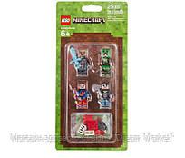 Lego Minecraft Набор минифигурок Minecraft-1 853609