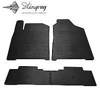 Резиновые коврики Ssang Yong Korando 2011- Stingray, фото 1