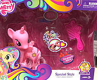 My little pony Понни с бусинками