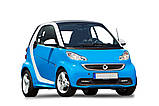 Ковры в салон Smart Fortwo II (C451) 2007-2014 Stingray, фото 10