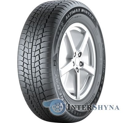 Шини зимові 175/65 R14 82T General Tire Altimax Winter 3