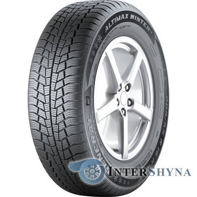 Шини зимові 175/65 R14 82T General Tire Altimax Winter 3, фото 2