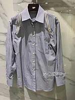 Женская рубашка Wang с молнией, фото 1