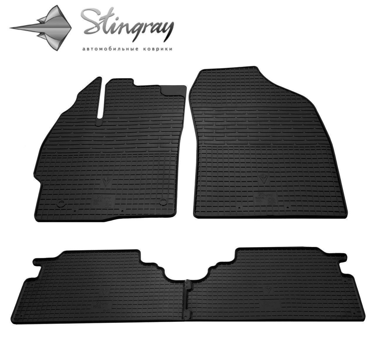 Коврики автомобильные для Toyota Prius V 2011-2015 Stingray
