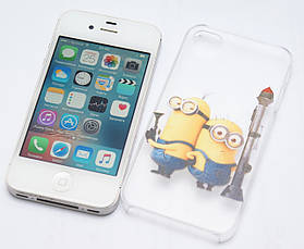 Apple iPhone 4S 32GB White Neverlock +захисне скло +чохол