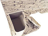 Фон для террариума - скала с большим укрытием, фото 2