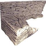 Фон для террариума - скала с большим укрытием, фото 3