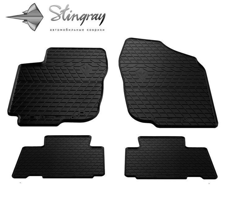 Коврики автомобильные для Toyota RAV 4 IV (XA40) 2013-2018 Stingray