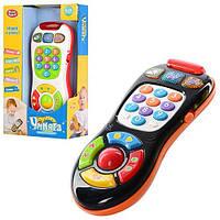 Детская Развивающая Музыкальная игрушка пульт Умняга, световые и звуковые эффекты, PLAY SMART арт. 7390