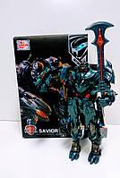"""Игрушка для мальчиков Мегатрон Трансформеры 5 """"Последний рыцарь"""" 19 см - Megatron Savior, TF5, Deformation"""