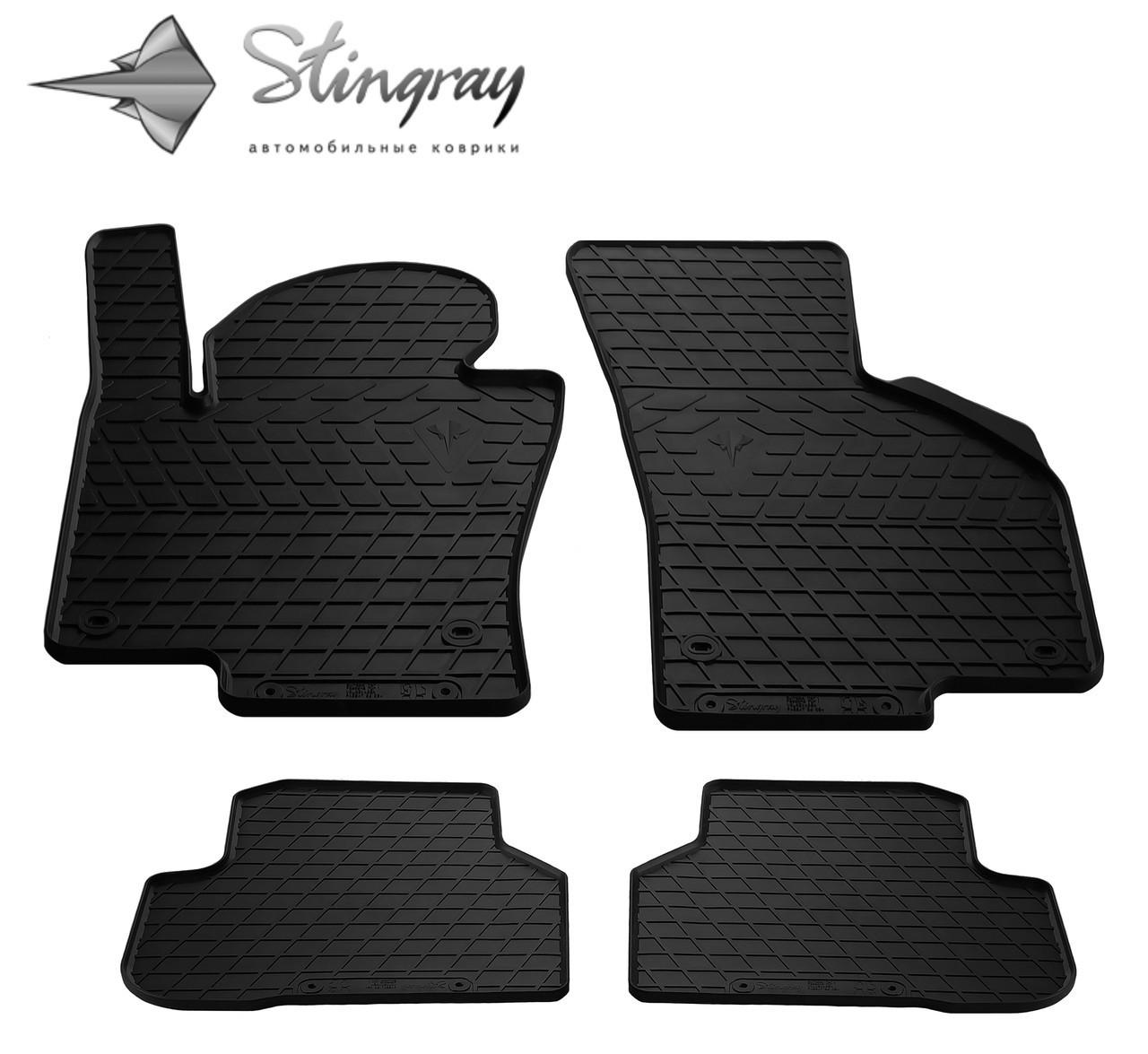 Коврики автомобильные для Volkswagen Passat B6 2005-2010 Stingray