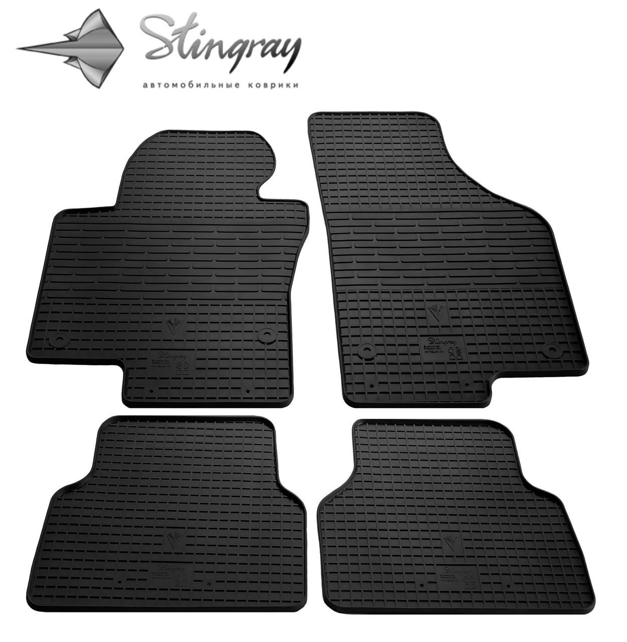 Коврики автомобильные для Volkswagen Tiguan I 2007-2016 Stingray
