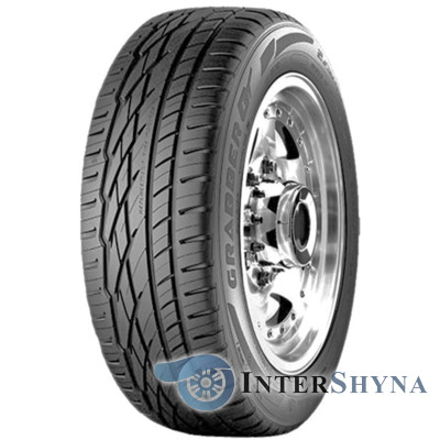 Шины летние 235/55 ZR19 105W XL General Tire Grabber GT