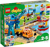 Lego Duplo Грузовой поезд 10875