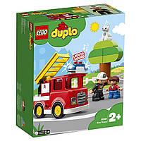 Lego Duplo Пожарная машина 10901
