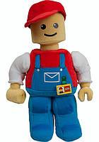 Lego Plush Buddy Figure Плюшевый Лего-человечек Бадди 850834