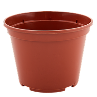 Вазон для розсади круглий 10,0 * 7,5 див. (теракот)
