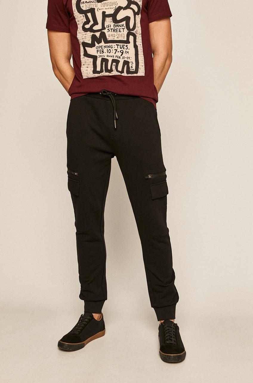 Штаны мужские спортивные с карманами