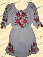 Жіноча вишиванка ПС 10, фото 1