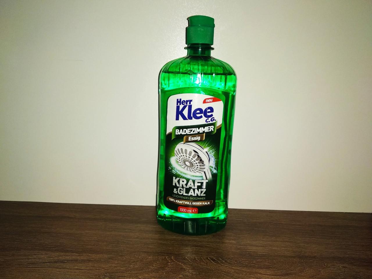 Засіб для миття ванної кімнати Herr Klee 1 л.