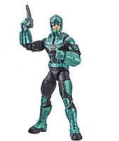 Игровая Коллекционная Фигурка Герой Капитан Марвел Йон-Рогг Кри с аксессуарами, высота 15 сам Marvel Hasbro