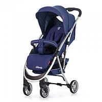 *Детская прогулочная коляска с корзиной (+подстаканник,чехол), модель Carrello Gloria, цвет Shadow Blue CRL-8506