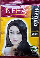 Черная хна для волос неха NEHA