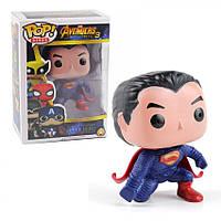 Фигурка супер герой Супермен - Superman Pop Heroes Avengers Super Hero