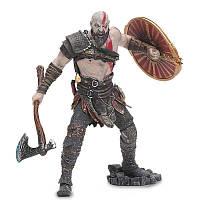 Фигурка Кратос GOD OF WAR (2018) - Kratos (18 см)