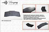 Коврики автомобильные для Mercedes-Benz X166 GLS 2015- Stingray, фото 3