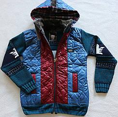 Кофта-куртка 10,11 лет