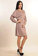 Модное женское платье летучая мышь