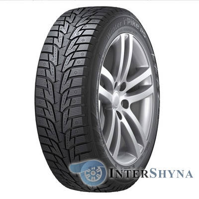 Шини зимові 235/40 R18 95T XL (під шип) Hankook Winter I*Pike RS W419, фото 2