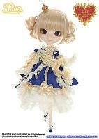 Кукла Коллекционная Пуллип Синее Королевское Платье с аксессуарами - Pullip La Robe Bleu Royal, Groove Inc
