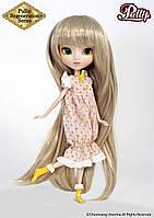 Кукла Коллекционная Пуллип Возрождение Паджа в пижаме с аксессуарами, подставка, 31см - Pullip Regeneration
