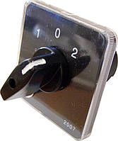 Пакетный кулачковый переключатель ПКП Е9 16А/1.831 (1-0-2 1 полюс)