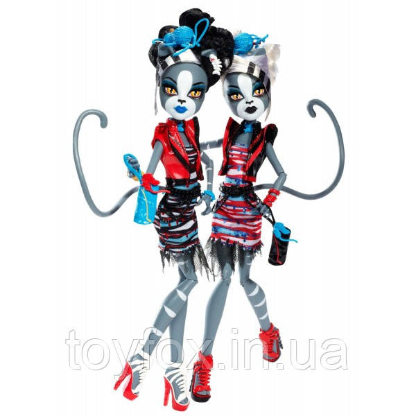 Ляльки монстер хай зомбі шейк - monster high zombie shake